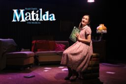 Matilda – Great Fun at the School Play!