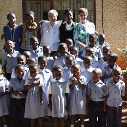 Marymount raised over $13,000 for RSHM Zambezi, Zimbabwe last year