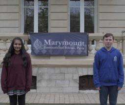 Gifted & Talented: Middle Schoolers Introduce Marymount in a student-made video!